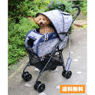 【PET PARADISE 寵物精品】SNOOPY 漫畫3WAY可分離式寵物推車(~6kg用)  寵物推車