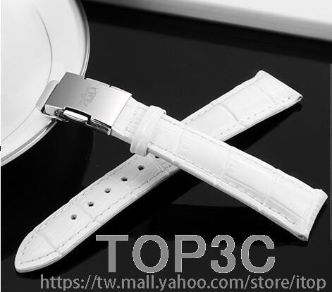 卡西歐錶帶女sheen真皮原裝女款不銹鋼蝴蝶扣時尚潮流天梭手錶帶「Top3c」