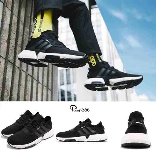adidas POD-S3.1慢跑鞋