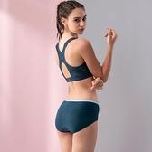【南紡購物中心】華歌爾-Wacoal Sports B4L.DM-D3L專業運動內衣(冰酷藍) 雙C穩定支撐胸罩