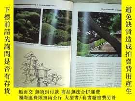 二手書博民逛書店THE罕見ART OF JAPANESE GARDENS 日本園