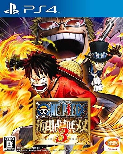 PS4 航海王:海賊無雙 3(中文版)