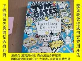 二手書博民逛書店Tom罕見Gates:Excellent Excuses (英語)Y246305