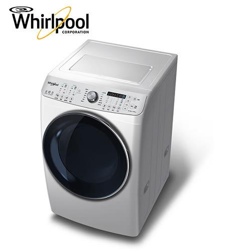 [Whirlpool 惠而浦]15公斤洗脫烘滾筒式洗衣機 創.易系列 WD15GW