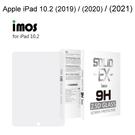【iMOS】9H強化玻璃保護貼 Apple iPad 10.2 (2019) / (2020) / (2021) 平板
