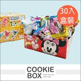 日本 Glico 固力果 迪士尼 米奇 棒棒糖 (盒裝) 糖果 綜合飲料 限量 婚禮小物 小朋友最愛 *餅乾盒子*