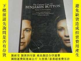 二手書博民逛書店The罕見Curious case of BENJAMIN BU