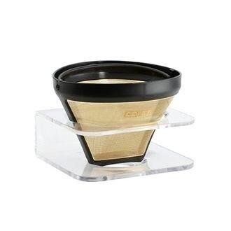 金時代書香咖啡 Cores 金屬濾杯 Gold Filter 1-5 cups