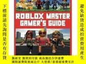 二手書博民逛書店Roblox主玩家指南罕見Roblox master gamer s guideY335736 Pettman