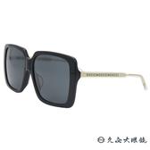 GUCCI 太陽眼鏡 GG0567SA  (玳瑁-透明) 大方框 墨鏡 久必大眼鏡
