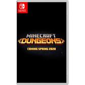 【預購NS】我的世界:地下城 Minecraft Dungeons《英文版》(中文版待定)