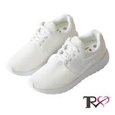 【韓國TRS】韓國TRS空氣增高鞋內增高7公分休閒鞋-白(7100-0025)