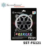 SilverStone 銀欣 SST-FG121 RGB LED 12公分 風扇飾板