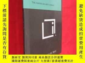 二手書博民逛書店American罕見Rugs (小16開,硬精裝) 【詳見圖】Y5460 Ries, Estelle H. L