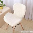 椅套椅墊套裝家用彈力椅套連身簡約餐椅套凳子椅背套飯店酒店椅套 印象家品
