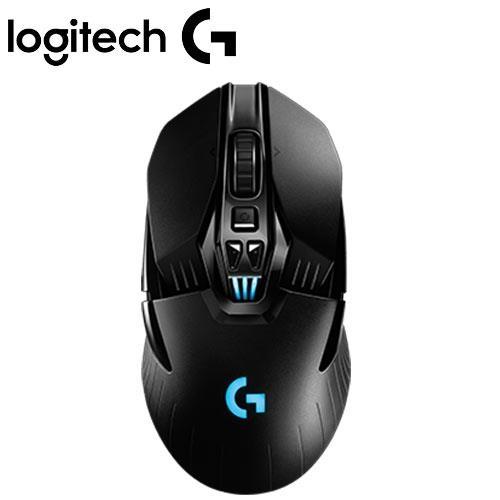 Logitech 羅技 G903 HERO LIGHTSPEED 專業級無線電競滑鼠【送G-REX 寬鼠墊】