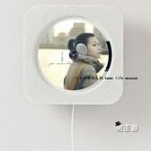 CD機播放器 韓國壁掛式CD播放唱片機文藝懷舊CD胎教機禮物XW