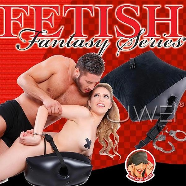 情趣用品 美國PIPEDREAM.Fetish Fantasy系列-SM豪華束縛靠枕 Deluxe Position Master with Cuffs 愛的蔓延