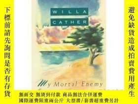 二手書博民逛書店My罕見Mortal Enemy 我的對手Y335736 ISB