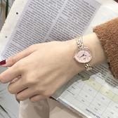 女錶 ins鏈條手錶女學生韓版迷你小表盤手鏈式手鐲女表 生日禮物