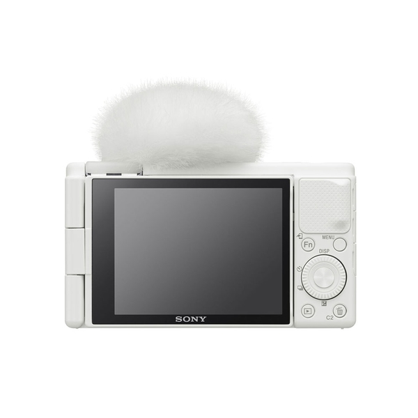 SONY ZV-1 ZV1 輕影音手持握把組合 白色 公司貨
