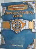 【書寶二手書T1/電玩攻略_XEF】Dungeon Master s Guide: Core Rulebook II