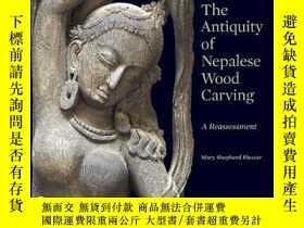二手書博民逛書店The罕見Antiquity of Nepalese Wood