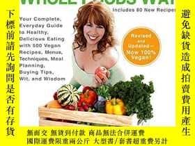 二手書博民逛書店Cooking罕見The Whole Foods WayY256260 Christina Pirello H