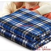 成人隔尿墊可洗尿墊防水床單老年人床上護理墊水洗防尿床墊【齊心88】