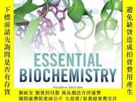 二手書博民逛書店Essential罕見Biochemistry, 4th EditionY410016 Charlotte W