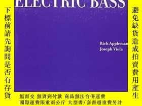 二手書博民逛書店Chord罕見Studies For Electric BassY256260 Appleman, Rich