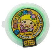 Q比魔術超輕黏土20g/盒-螢光綠【愛買】