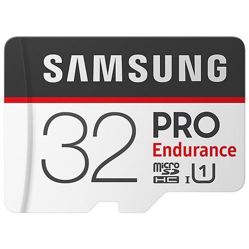 Samsung 三星 PRO Endurance 32GB microSDHC 記憶卡