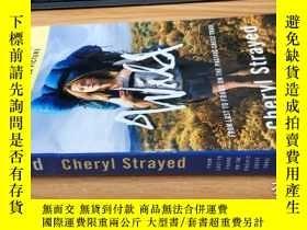 二手書博民逛書店Wild罕見a journey from to foundY442157 Cheryl Strayed Vin