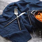 日式 麻棉美食餐巾茶巾背景布拍攝拍照攝影道