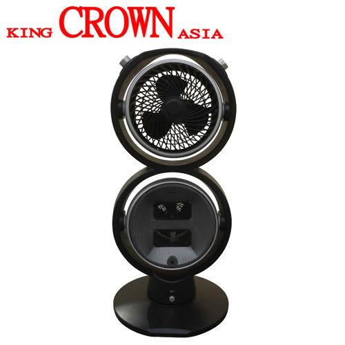 CROWN皇冠 雙渦輪空氣冷熱循環扇(CRH-633)