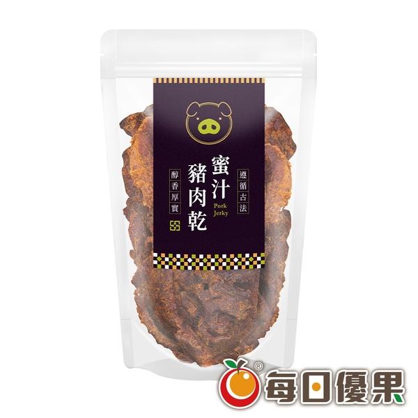 蜜汁豬肉乾600G大包裝 每日優果