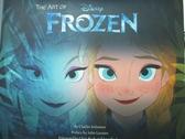 【書寶二手書T9/繪本_WFB】The Art of Frozen_Charles Solomon