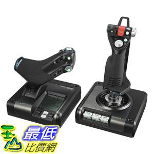 [1美國直購] 飛行搖桿組 Logitech G Saitek X52 Pro Flight Contol System