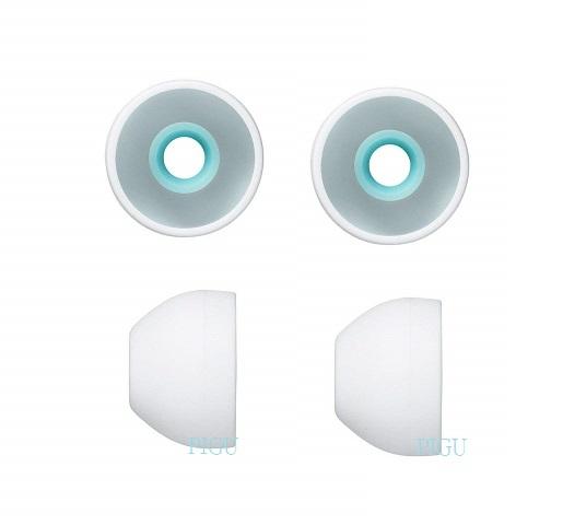 平廣 SONY EP-EX11L/W EP-EX11 白色 L 2對 L號 白色 原廠矽膠耳塞 哥倫比亞 耳套 矽膠套