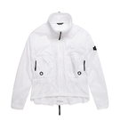 National Geographic 女 WIND JKT 風衣外套 白色 N192WJP030010【GO WILD】