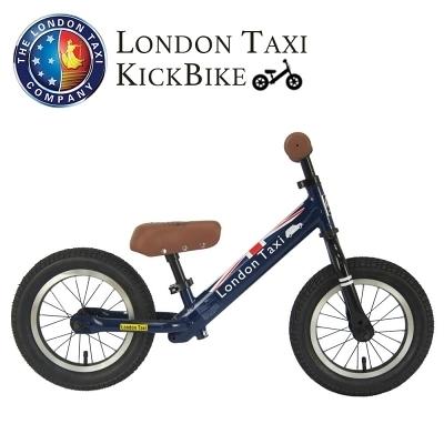 【愛吾兒】英國 London Taxi 專業充氣胎幼兒平衡滑步車-藍