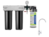 愛惠浦EVERPURE PurVive-Trio 2HL + RES-800 + PF-101 極致精緻型淨水器3管 ~ DIY