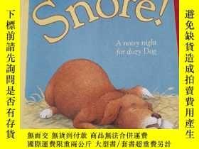 二手書博民逛書店Snore罕見書內有字跡Y25376 Michael Rosen Collins