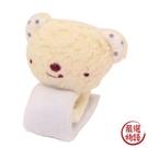 【日本製】【anano cafe】日本製 嬰幼兒寶寶鈴 手腕帶 小熊 SD-2869 - 日本製