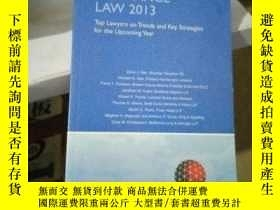 二手書博民逛書店Insurance罕見Law 2013: Top Lawyers