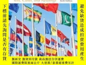 二手書博民逛書店International罕見Business Law (6th Edition)-國際商法(第六版)Y436