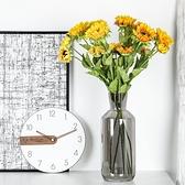 【BlueCat】仿真 向日葵 插花材料 拍照道具 插花 花藝 花材 花牆