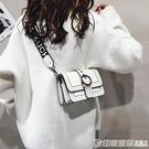 上新小包包女2020新款潮韓版時尚百搭寬帶斜挎單肩包ins超火爆款 印象家品