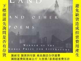 二手書博民逛書店The罕見Waste Land And Other PoemsY